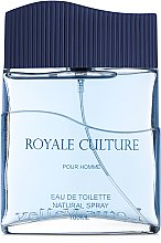 Духи, Парфюмерия, косметика Lotus Valley Royale Culture - Туалетная вода (тестер с крышечкой)