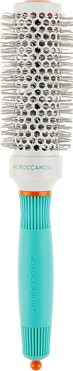 Керамическая щетка круглая, 35 мм - MoroccanOil