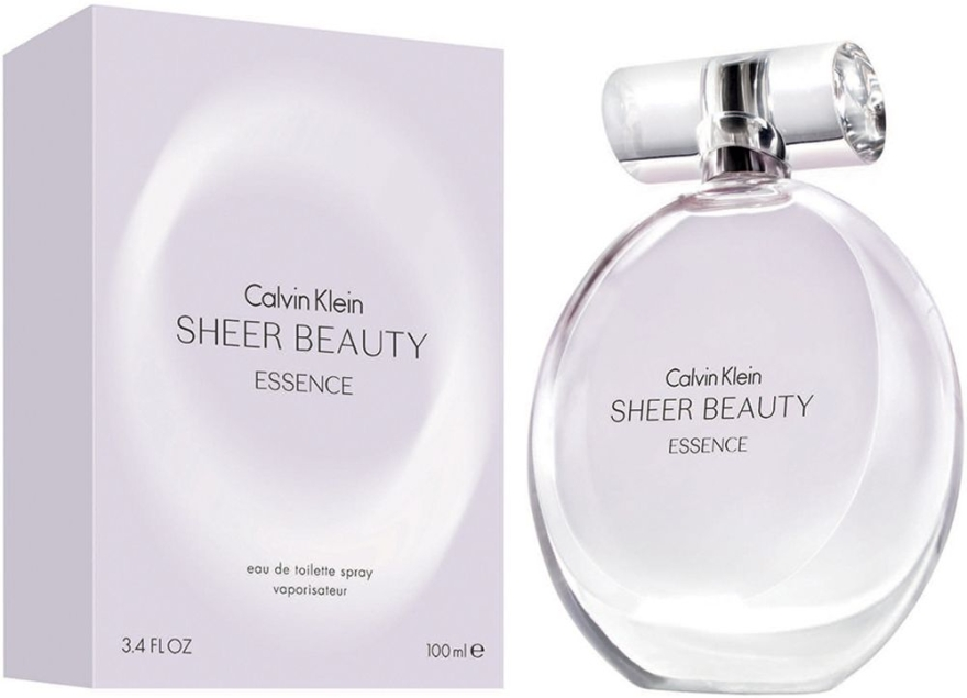 Calvin Klein Sheer Beauty Essence - Туалетная вода (тестер с крышечкой)