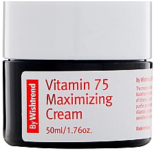 Духи, Парфюмерия, косметика Витаминный крем для лица с экстрактом облепихи - By Wishtrend Vitamin 75 Maximizing Cream