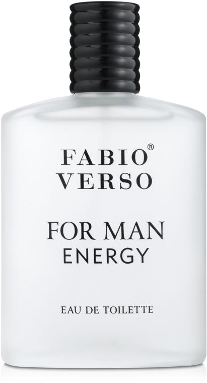 Bi-Es Fabio Verso For Man Energy - Туалетная вода