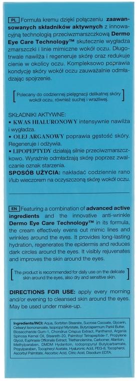 Крем для век - Floslek Dermo-Repair Anti Wrinkle Eye Cream — фото N2