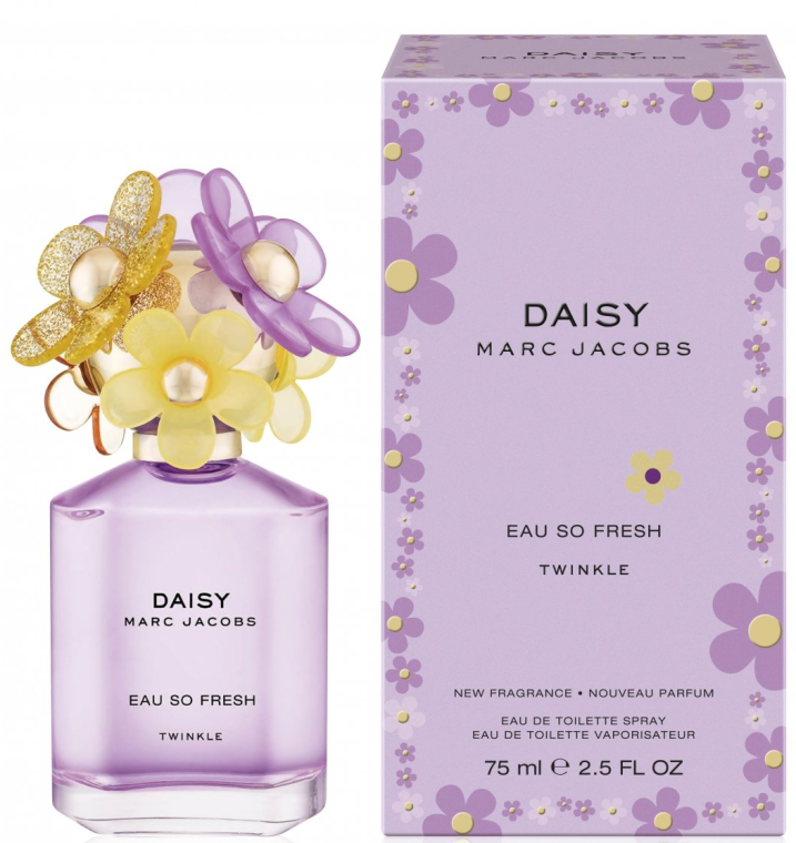 Marc Jacobs Daisy Eau So Fresh Twinkle - Туалетная вода