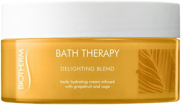 Крем для тела с экстрактом грейпфрута и шалфея - Biotherm Bath Therapy Delighting Blend Cream