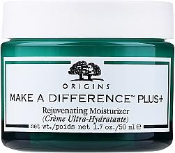 Духи, Парфюмерия, косметика Омолаживающий крем для лица - Origins Make A Difference Plus+ Rejuvenating Treatment-Cream