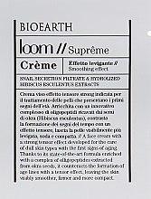 Крем для лица - Bioearth Loom Supreme Creme (пробник) — фото N1