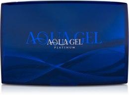 Духи, Парфюмерия, косметика Футляр для компактной пудры - La Sincere Aqua Gel Platinum