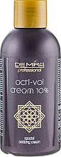 Духи, Парфюмерия, косметика Окисляющая эмульсия 10% - Demira Professional Acti-Vol Cream