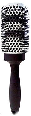 Брашинг керамический, квадрат, 45мм, белый - Baihe Hair — фото N1