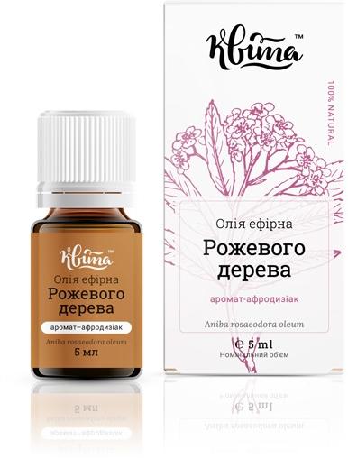 """Эфирное масло """"Розовое дерево"""" - Квіта"""