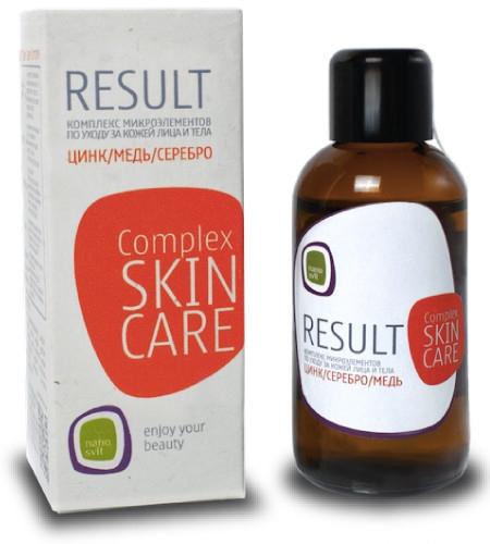 Тоник для проблемной кожи лица и тела - Result Skin Care