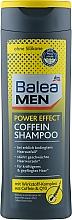 Духи, Парфюмерия, косметика Шампунь с эффектом силы кофеина - Balea Men Power Effect Coffein Shampoo