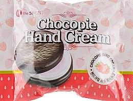 Духи, Парфюмерия, косметика Крем для рук - The Saem Chocopie Hand Cream Strawberry
