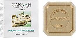 Духи, Парфюмерия, косметика Минеральное мыло - Canaan Minerals & Herbs