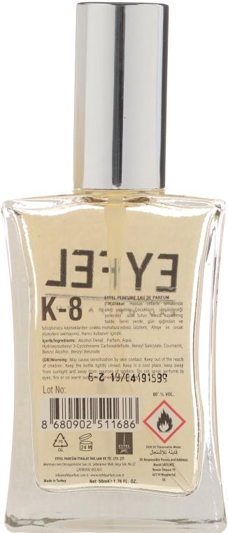 Eyfel Perfume K-8 - Парфюмированная вода — фото N2