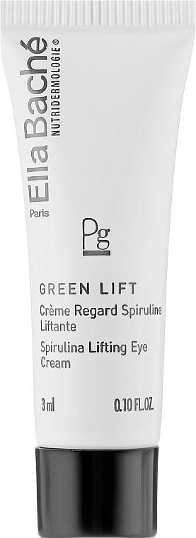 Спирулайн крем омолаживающий для век - Ella Bache Spirulines Green-Lift Regard Eyes (Пробник)