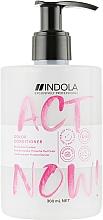 Духи, Парфюмерия, косметика Кондиционер для окрашенных волос - Indola Act Now! Color Conditioner
