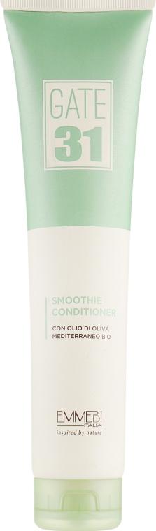 Выравнивающий кондиционер для волос - Emmebi Italia Gate 31 Oliva Bio Smoothie Conditioner