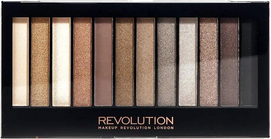 Палетка теней для век - Makeup Revolution Redemption Iconic 2