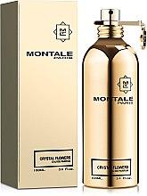 Духи, Парфюмерия, косметика Montale Crystal Flowers - Парфюмированная вода