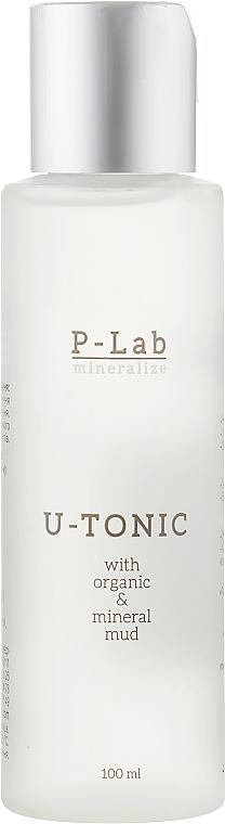 Тоник для лица с экстрактом лечебных грязей - Pelovit-R U-Tonic Mineralize
