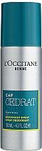 Духи, Парфюмерия, косметика L'Occitane L'Homme Cologne Cedrat - Дезодорант