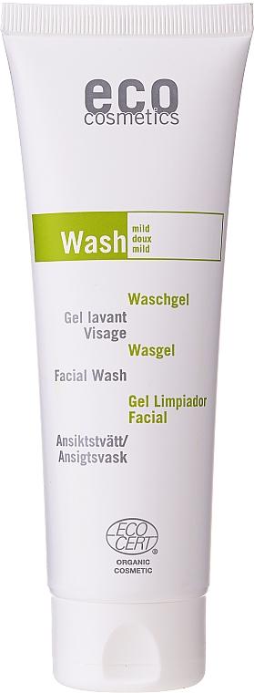 Средство для очищения лица (умывания), виноградный лист и зеленый чай - Eco Cosmetics