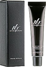 Духи, Парфюмерия, косметика Burberry Mr. Burberry Face Scrub - Скраб для лица (мини)