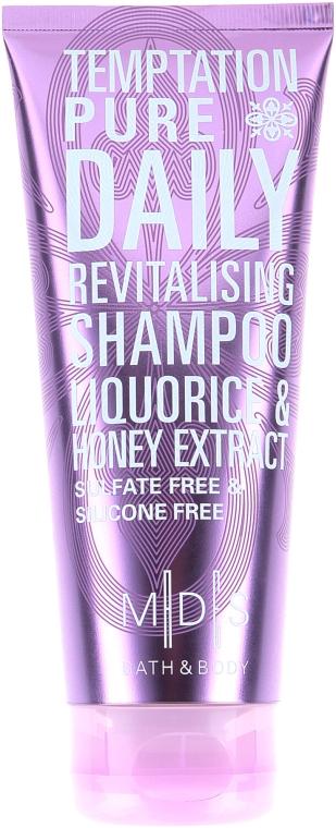 """Восстанавливающий шампунь """"Искушение чистотой"""" - Mades Cosmetics Bath & Body Shampoo"""