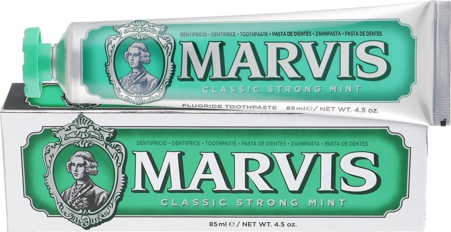 "Зубная паста ""Классическая мята"" - Marvis Classic Strong Mint"