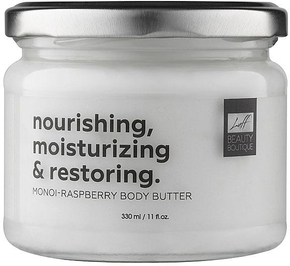Питательный баттер для глубокого восстановления кожи - Luff Nourishing, Moisturising & Restoring