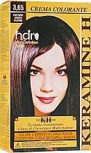 Духи, Парфюмерия, косметика Крем-краска для волос - Keramine H Colouring Cream