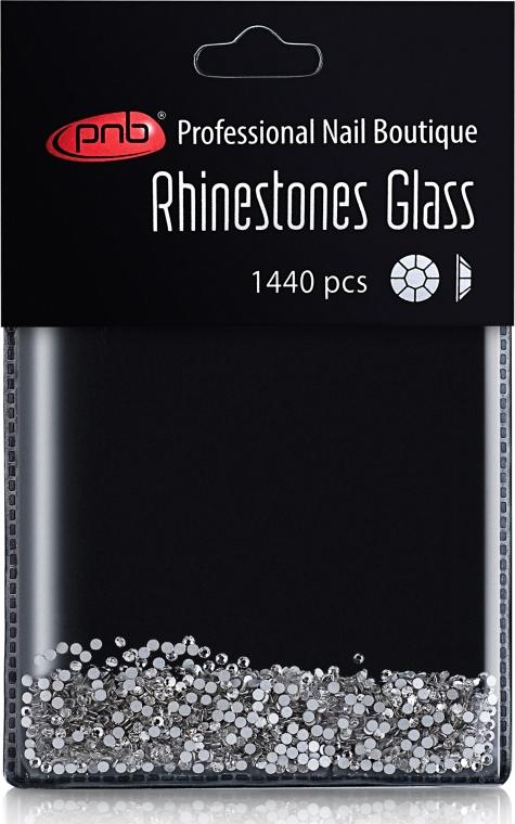 Стразы для ногтей - PNB Crystal SS5 Glass