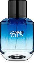 Духи, Парфюмерия, косметика Lomani Wild For Men - Туалетная вода (тестер без крышки)