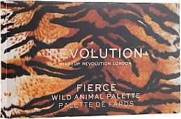 Палетка теней для век - Makeup Revolution Wild Animal — фото N7