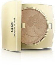 Духи, Парфюмерия, косметика Прессованная пудра для лица - Lambre Classic Compact Powder