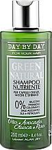 Духи, Парфюмерия, косметика Шампунь питательный для вьющихся, сухих и поврежденных волос - Alan Jey Green Natural Shampoo