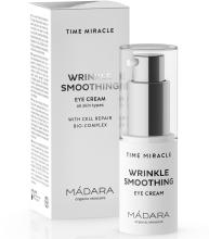 Духи, Парфюмерия, косметика Крем для зоны вокруг глаз - Madara Cosmetics Time Miracle Wrinkle Smoothing Eye Cream
