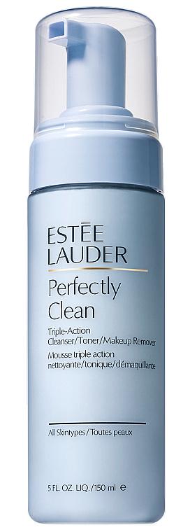 Универсальное средство для очищение кожи - Estee Lauder Perfectly Clean Triple-Action 3-in-1
