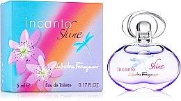 Духи, Парфюмерия, косметика Salvatore Ferragamo Incanto Shine - Туалетная вода (мини)
