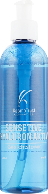 Тоник с гиалуроновой кислотой - KosmoTrust Cosmetics Sensetive Hyaluron Aktiv Gesichtstoner