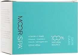 Антивікова маска з вітаміном С - Moor Spa Vitamin C Mask — фото N1