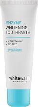 "Духи, Парфюмерия, косметика Зубная паста отбеливающая ""Интенсивное удаление пятен"" - WhiteWash Laboratories Enzyme Whiteninng Toothpaste"