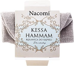 Духи, Парфюмерия, косметика Перчатка для купания - Nacomi Kessa Hammam