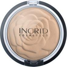 Духи, Парфюмерия, косметика Компактная пудра - Ingrid Cosmetics HD Beauty Innovation