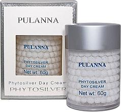 Духи, Парфюмерия, косметика Увлажняющий крем на основе серебра - Pulanna Phytosilver Moisturizing Cream