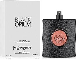 Yves Saint Laurent Black Opium - Парфюмированная вода (тестер без крышечки) — фото N2