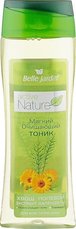 Мягкий очищающий тоник с экстрактом хвоща полевого - Belle Jardin Active Nature Eco