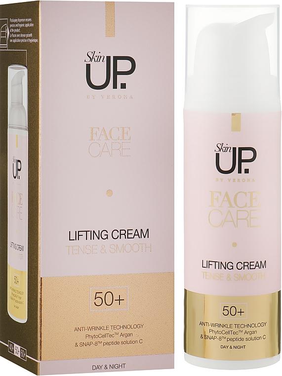 Крем для лица интенсивно-лифтингующий - Verona Laboratories Skin Up Face Care Intensely-Lifting