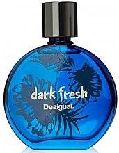 Духи, Парфюмерия, косметика Desigual Dark Fresh - Туалетная вода (тестер с крышечкой)